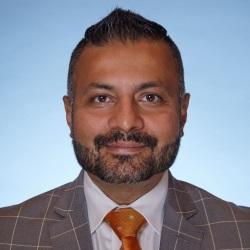 Dr. Dhaval Patel Headshot