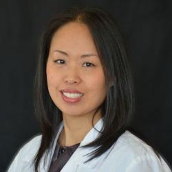Dr. Michelle Kim Headshot