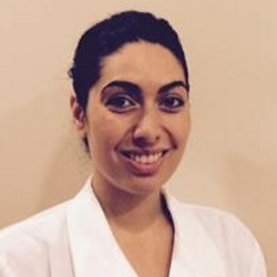 Dr. Sarah Matouk Headshot