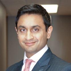 Dr. Udit Patel Headshot